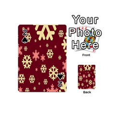Red Resolution Version Playing Cards 54 (Mini)