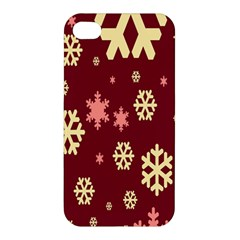 Red Resolution Version Apple iPhone 4/4S Hardshell Case
