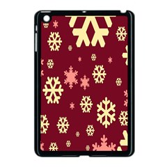 Red Resolution Version Apple iPad Mini Case (Black)