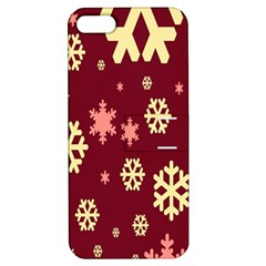 Red Resolution Version Apple iPhone 5 Hardshell Case with Stand