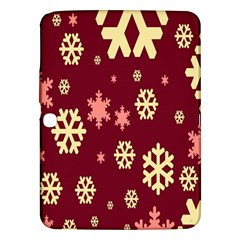 Red Resolution Version Samsung Galaxy Tab 3 (10.1 ) P5200 Hardshell Case