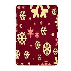Red Resolution Version Samsung Galaxy Tab 2 (10.1 ) P5100 Hardshell Case