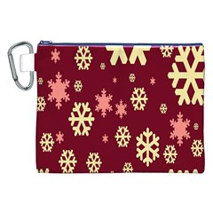 Red Resolution Version Canvas Cosmetic Bag (XXL)