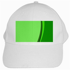 Simple Green White Cap