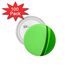 Simple Green 1.75  Buttons (100 pack)
