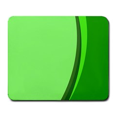 Simple Green Large Mousepads