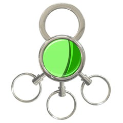 Simple Green 3-Ring Key Chains