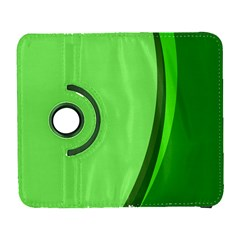 Simple Green Galaxy S3 (Flip/Folio)