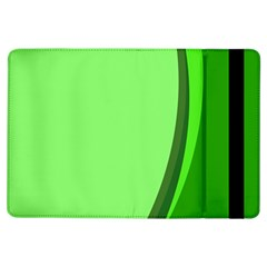 Simple Green iPad Air Flip