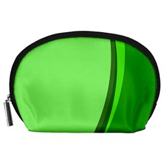 Simple Green Accessory Pouches (Large)