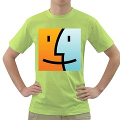 Two Fafe Orange Blue Green T-Shirt