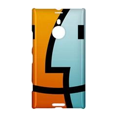 Two Fafe Orange Blue Nokia Lumia 1520