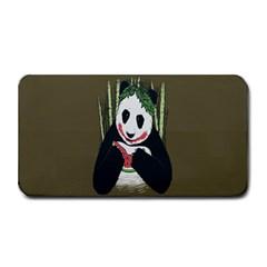 Simple Joker Panda Bears Medium Bar Mats