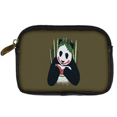 Simple Joker Panda Bears Digital Camera Cases