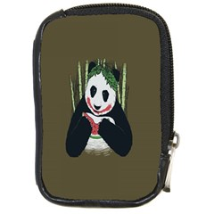 Simple Joker Panda Bears Compact Camera Cases