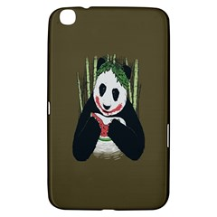 Simple Joker Panda Bears Samsung Galaxy Tab 3 (8 ) T3100 Hardshell Case