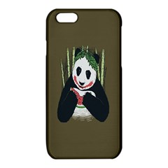 Simple Joker Panda Bears iPhone 6/6S TPU Case