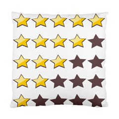 Star Rating Copy Standard Cushion Case (One Side)