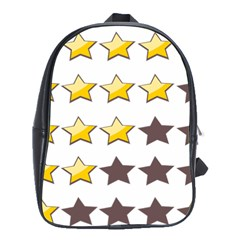 Star Rating Copy School Bags(Large)