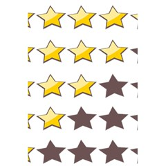 Star Rating Copy 5.5  x 8.5  Notebooks