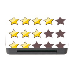 Star Rating Copy Memory Card Reader with CF