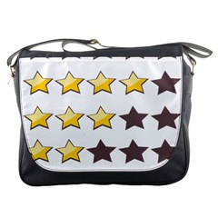 Star Rating Copy Messenger Bags