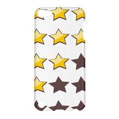 Star Rating Copy Apple iPod Touch 5 Hardshell Case
