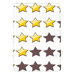 Star Rating Copy Flap Covers (S)