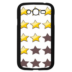 Star Rating Copy Samsung Galaxy Grand DUOS I9082 Case (Black)