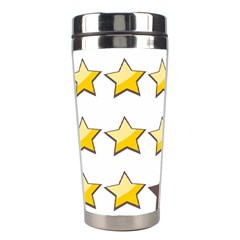Star Rating Copy Stainless Steel Travel Tumblers