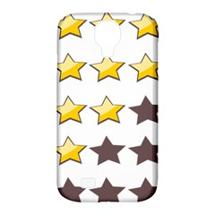 Star Rating Copy Samsung Galaxy S4 Classic Hardshell Case (PC+Silicone)