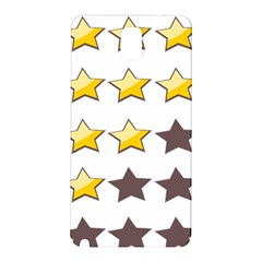 Star Rating Copy Samsung Galaxy Note 3 N9005 Hardshell Back Case