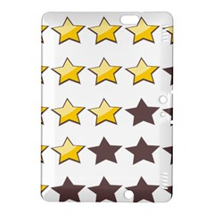 Star Rating Copy Kindle Fire HDX 8.9  Hardshell Case