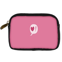 Valentines Pink Day Copy Digital Camera Cases
