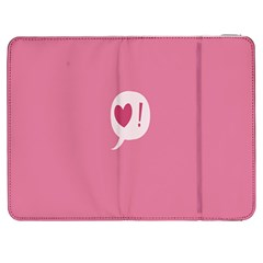 Valentines Pink Day Copy Samsung Galaxy Tab 7  P1000 Flip Case