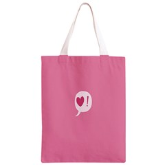Valentines Pink Day Copy Classic Light Tote Bag