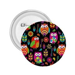 Ultra Soft Owl 2.25  Buttons