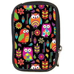 Ultra Soft Owl Compact Camera Cases