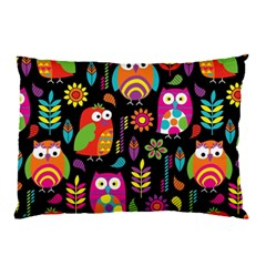 Ultra Soft Owl Pillow Case (Two Sides)