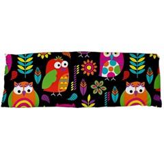 Ultra Soft Owl Body Pillow Case Dakimakura (Two Sides)