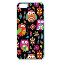 Ultra Soft Owl Apple Seamless iPhone 5 Case (Color)