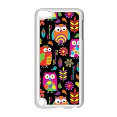 Ultra Soft Owl Apple iPod Touch 5 Case (White)