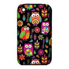 Ultra Soft Owl iPhone 3S/3GS