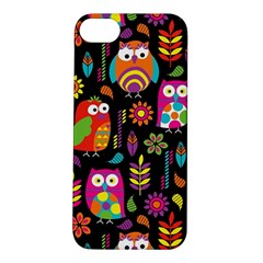 Ultra Soft Owl Apple iPhone 5S/ SE Hardshell Case