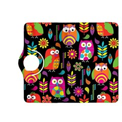 Ultra Soft Owl Kindle Fire HDX 8.9  Flip 360 Case