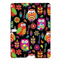 Ultra Soft Owl Samsung Galaxy Tab S (10.5 ) Hardshell Case