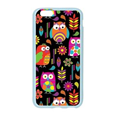Ultra Soft Owl Apple Seamless iPhone 6/6S Case (Color)