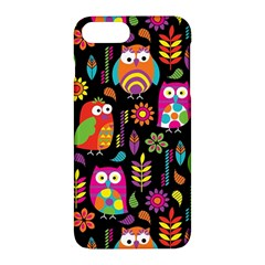 Ultra Soft Owl Apple iPhone 7 Plus Hardshell Case