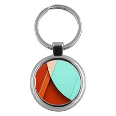 Thumb Lollipop Wallpaper Key Chains (Round)