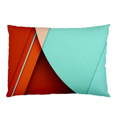 Thumb Lollipop Wallpaper Pillow Case (Two Sides)
